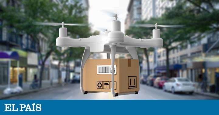Silencioso, sostenible y autónomo, así será el servicio de paquetería del futuro