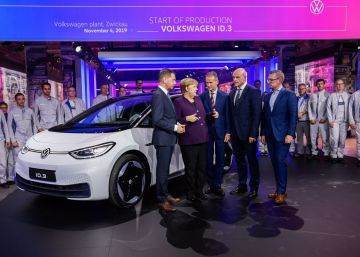 Volkswagen inicia la producción del ID.3 en la fábrica de coches eléctricos más grande de Europa