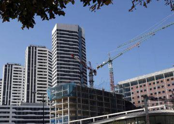 El precio de venta de la vivienda se modera mientras cae la actividad