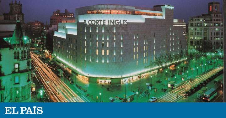 El Corte Inglés aumenta sus ventas un 1,3% en el primer semestre