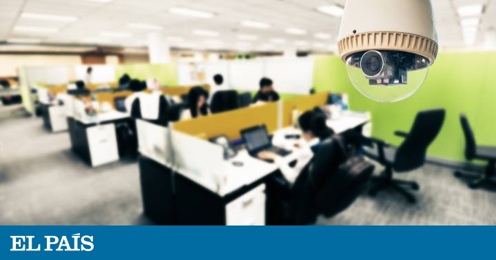 A Big Brother who sees everything in the office | Economy