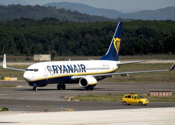La Generalitat estudia retirar las ayudas a Ryanair tras los recortes laborales en Girona