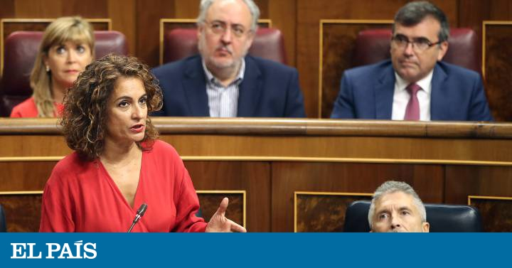 Andalusia may not be financed in the markets for breaching the Stability Law with Susana Díaz | Economy