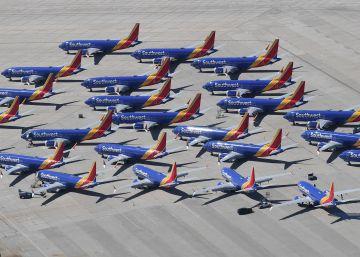 Boeing cierra 2019 con el peor saldo de pedidos en casi tres décadas