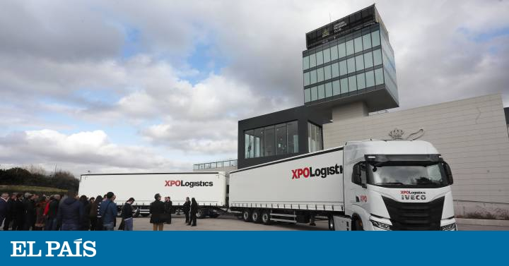 The mega-truck already circulates (in tests) on the Spanish roads | Economy