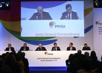 La Junta de Accionistas de PRISA aprueba la venta de Media Capital a Cofina