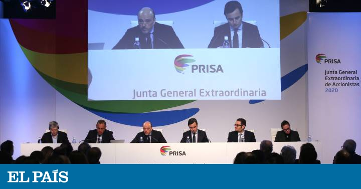 PRISA achieves an Ebitda increase of 8% and meets its financial objectives in 2019   Economy