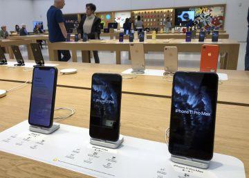 Apple logra el mejor trimestre de su historia gracias a las ventas del iPhone