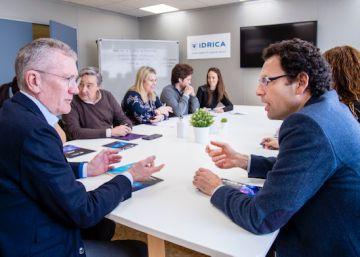 Global Omnium impulsa Idrica, multinacional de la transformación digital del agua