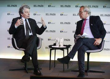 Thierry Breton advierte a Londres: ?El acuerdo post-Brexit tendrá que respetar las normas europeas?