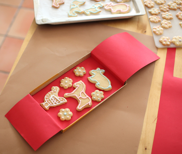 Imagenes De Galletas De Navidad Decoradas.Galletas Decoradas Para Regalar En Navidad Recetas El