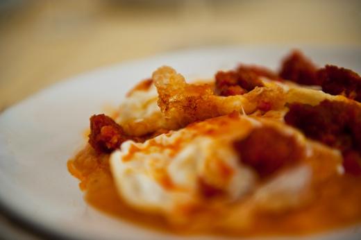 Huevos Con Sobrasada Y Puré De Boniato Recetas El