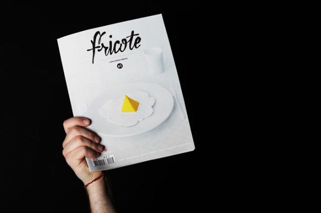 Fricote La Revista De Cocina Para El Joven Moderno El Comidista