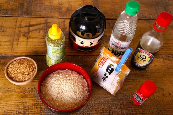 Como preparar comida japonesa tradicional