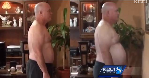como bajar de peso en dos meses hombres