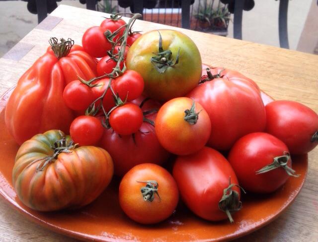 para que te sirve comer tomates