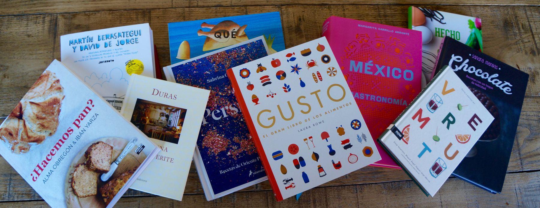 Libros De Cocina Recomendados | Libros De Cocina Que Vale La Pena Regalar El Comidista El Pais