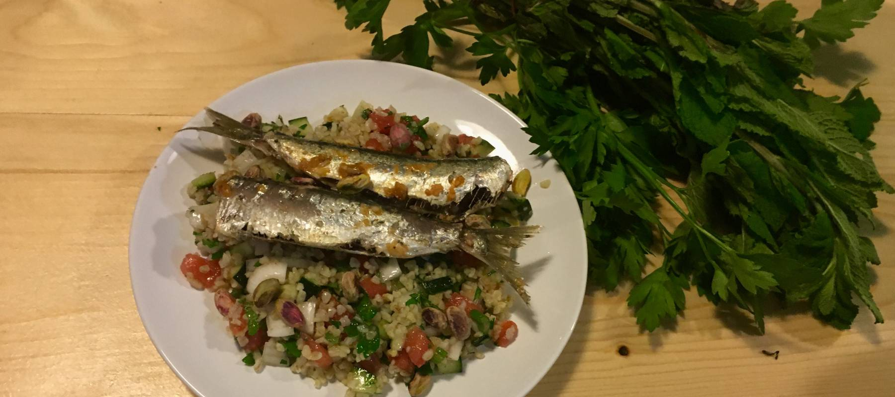 Este verano a comer sardinas