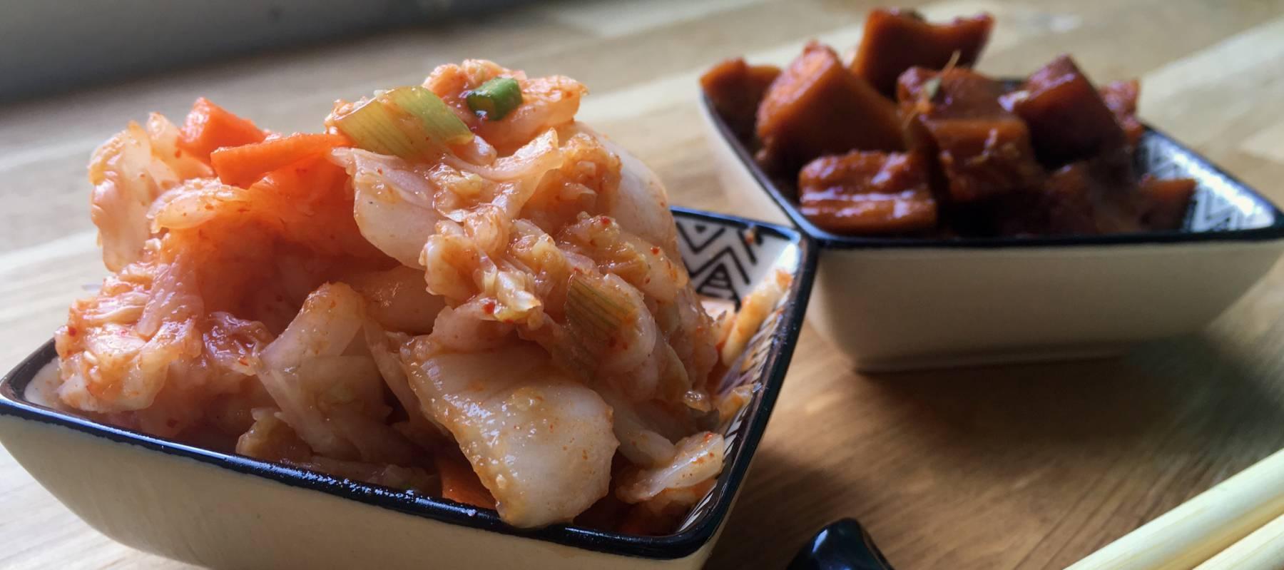 La Explosión Del Kimchi El Comidista El País
