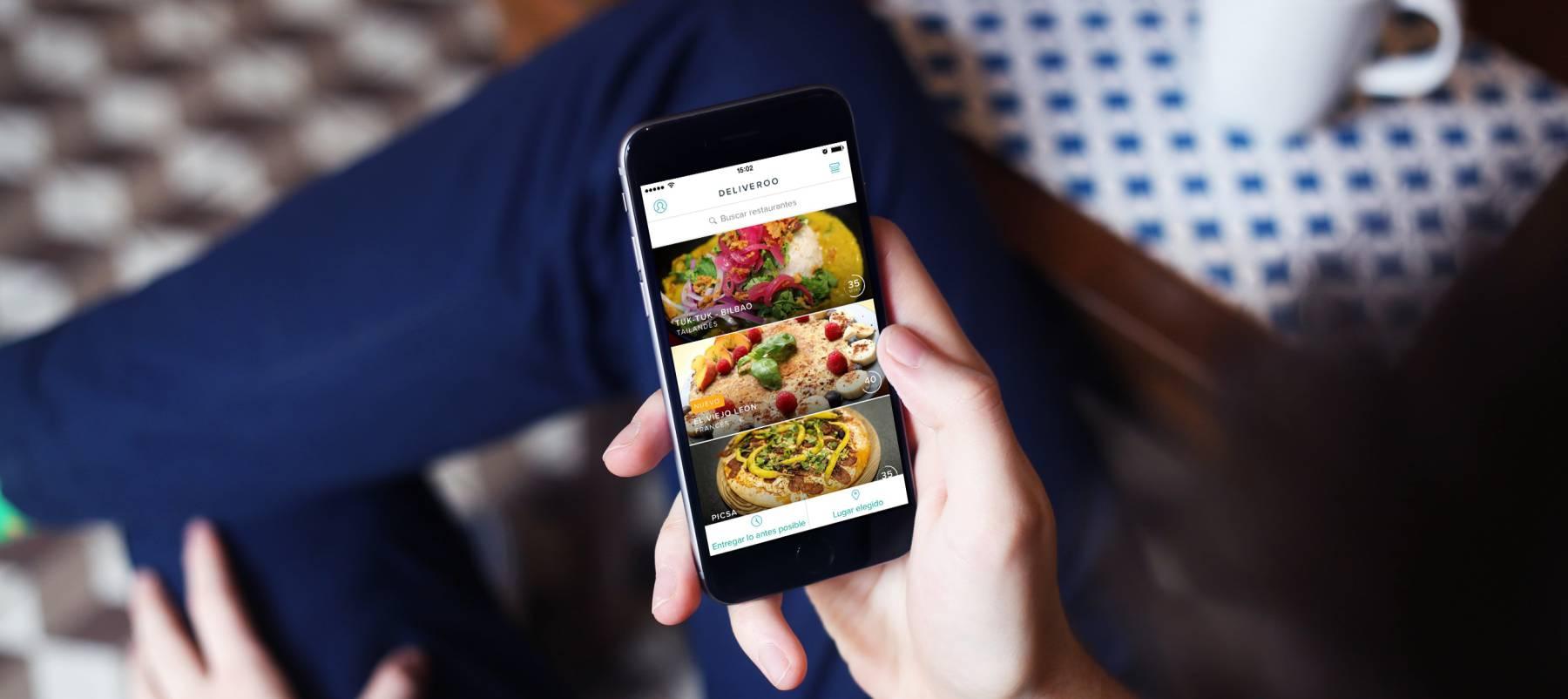entrega de comida a domicilio online