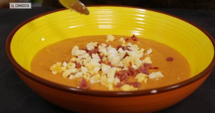 V deo los nueve mandamientos del salmorejo recetas el - Lopez iturriaga hermanos ...