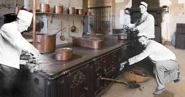 La pantagru lica historia de las cocinas del palacio real for La cocina del desierto madrid