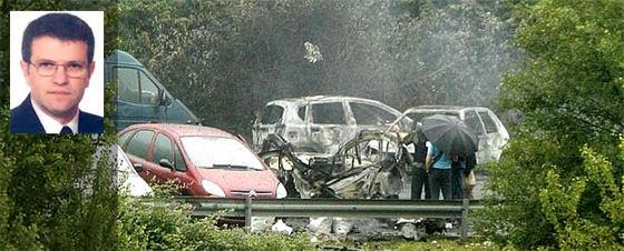Resultado de imagen de coche bomba puelles