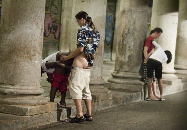 putas e zona de prostitutas en barcelona