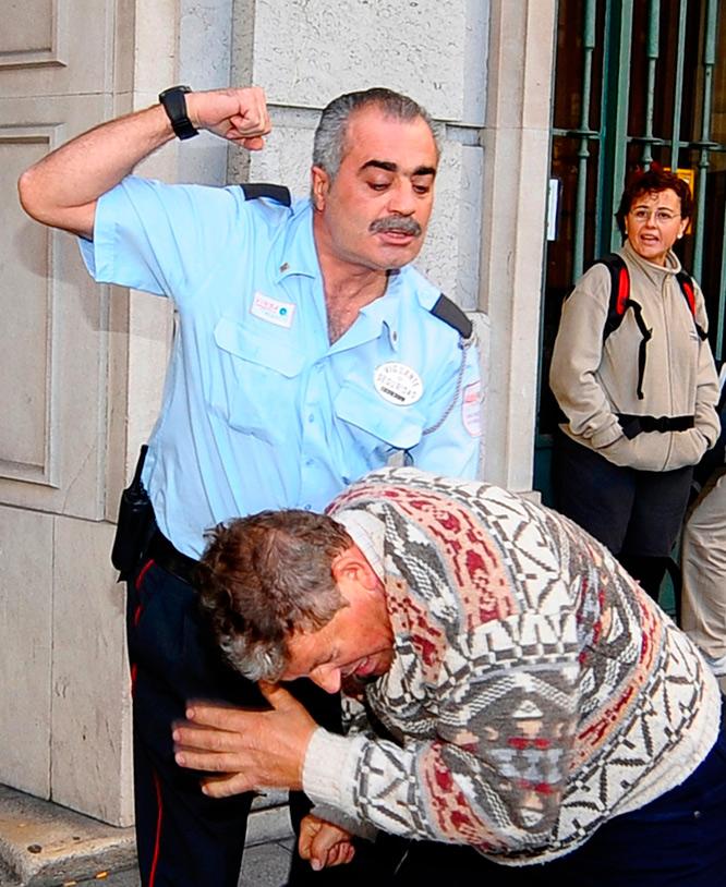Fotos 29 s huelga general fotograf a el pa s for Oficina seguridad social valencia