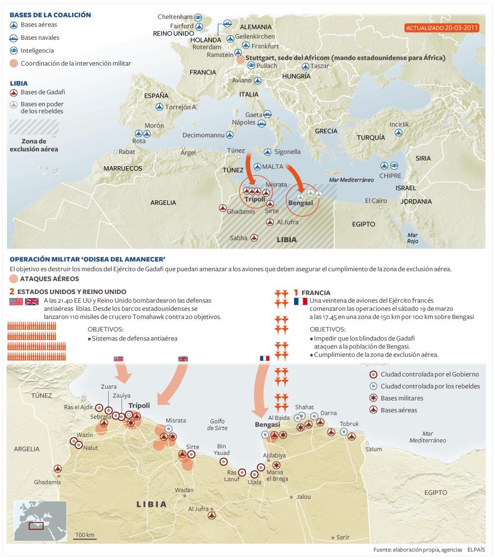 libia mapa El mapa de la guerra en Libia | Actualidad | EL PAÍS libia mapa