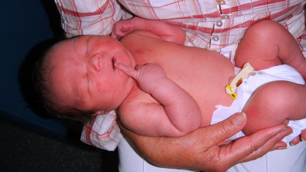 5222a83ae Un parto y un posparto diferentes.