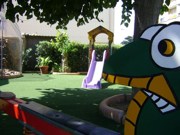 Restaurantes para ir con ni os ii actualidad el pa s for Jardin infantil nubesol villa alemana