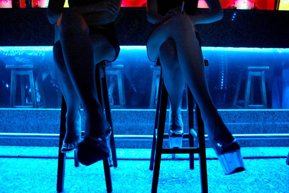 prostitutas camioneros condiciones laborales de las prostitutas en españa
