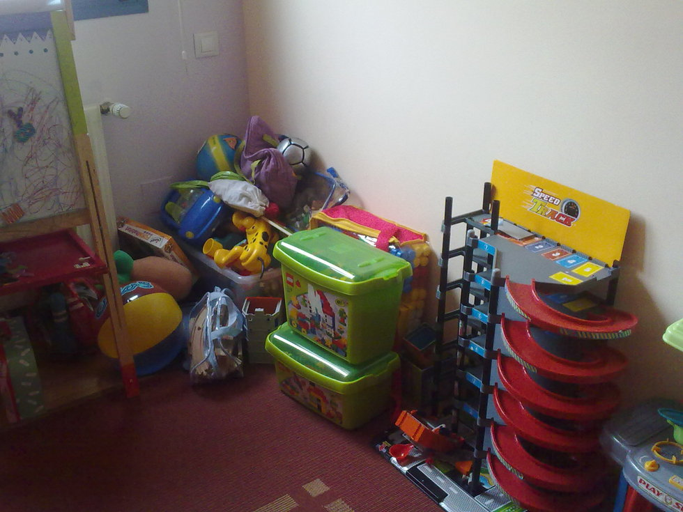 Socorro Como Guardamos Los Juguetes Actualidad El Pais