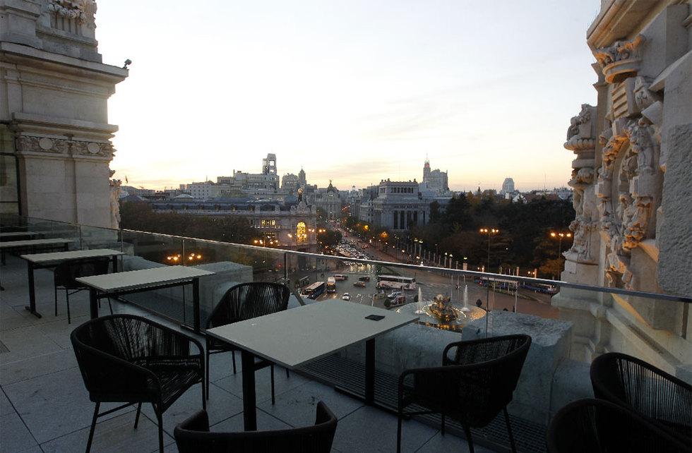 Fotos Café Con Tosta De Jamón En El Ayuntamiento De Madrid
