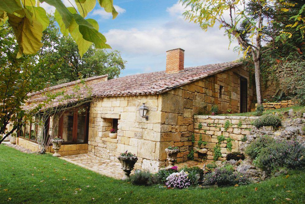 Fotos casas singulares actualidad el pa s - Casas rusticas en galicia ...