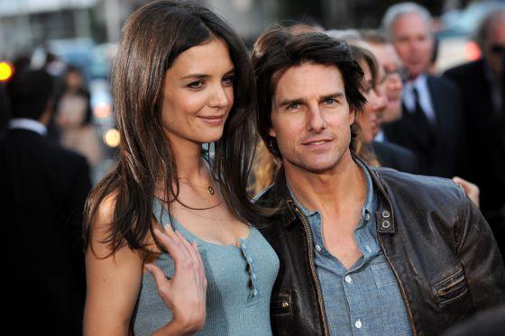 Tom Cruise y Katie Holmes se separan | Gente y Famosos | EL PAÍS