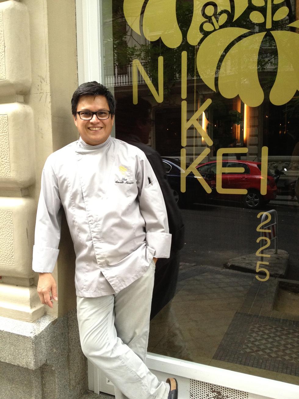 El Mito Nikkei Blog Gastronotas De Capel El Pais