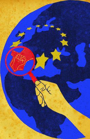 Resultado de imagen de europa contra españa