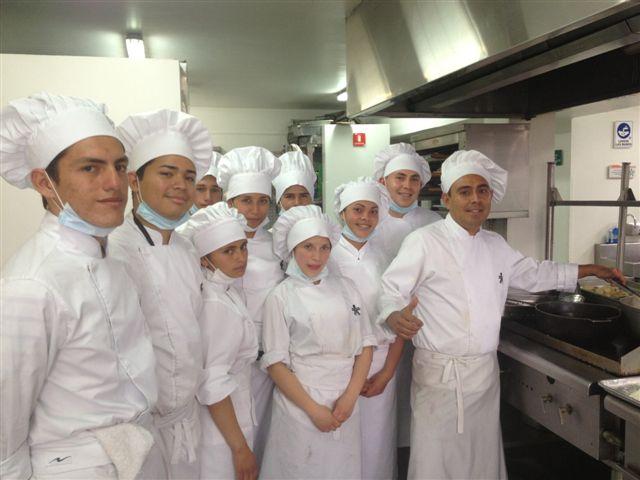 La escuela de Bilbao y la cocina colombiana | Blog Gastronotas de ...