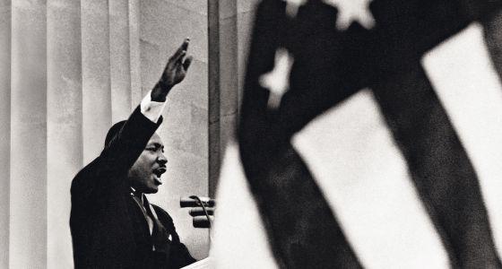 Martin Luther King Un Sueno Casi Cumplido El Pais Semanal