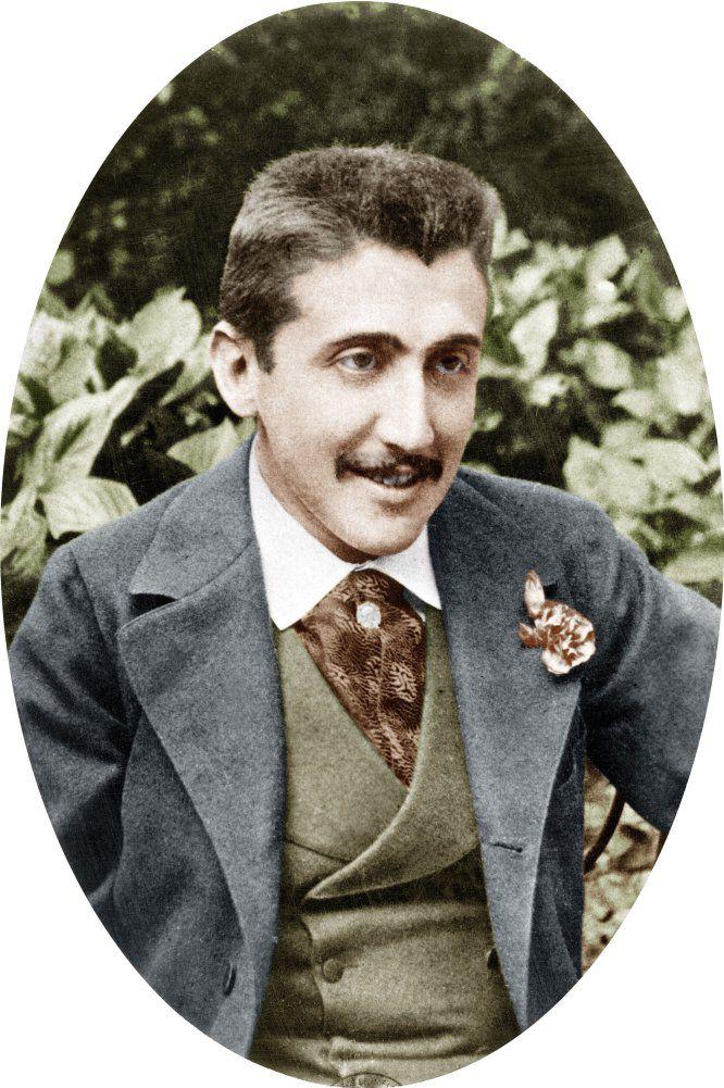 Fotorrelato Marcel Proust Y Los Diez Pilares De En Busca