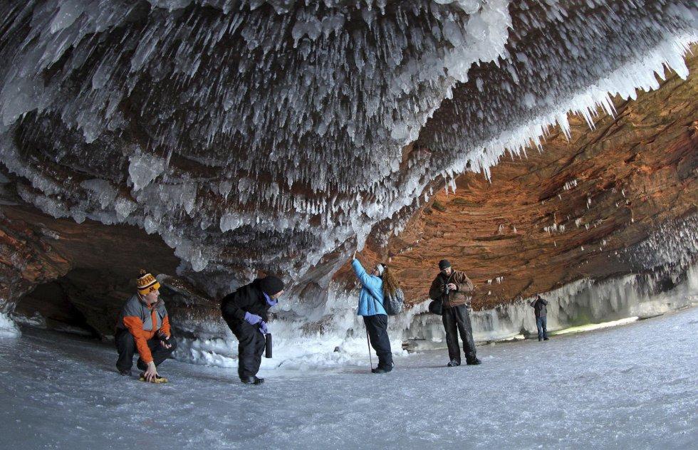 Fotos Las Cuevas De Hielo  Fotografa  El Pas-9147