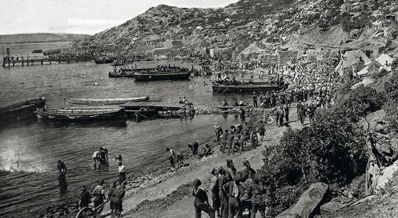 Resultado de imagen de Galípoli