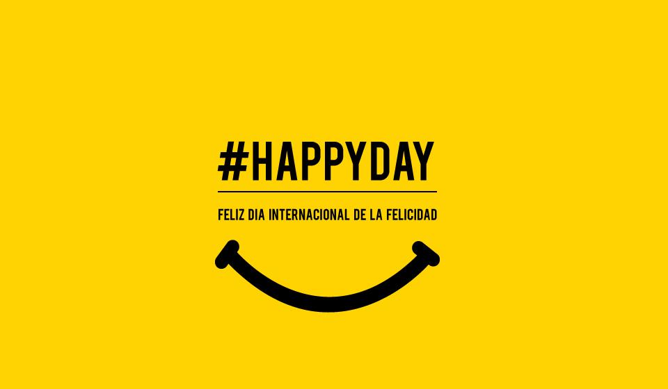 Feliz Dia Internacional De La Felicidad