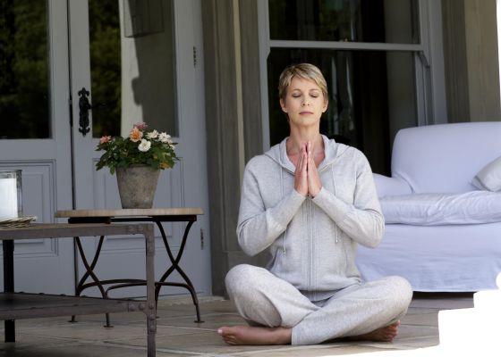 Seis pasos para practicar meditaci n antiestr s en casa - Relajacion en casa ...