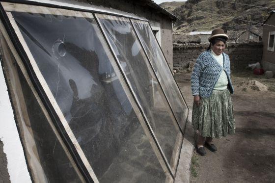 Casas calientes contra el fr o andino planeta futuro Modelo de viviendas para construir