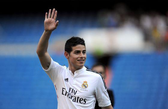 Por qué James Rodríguez es el modelo del nuevo jugador del Real Madrid 1615ac6ba0de3