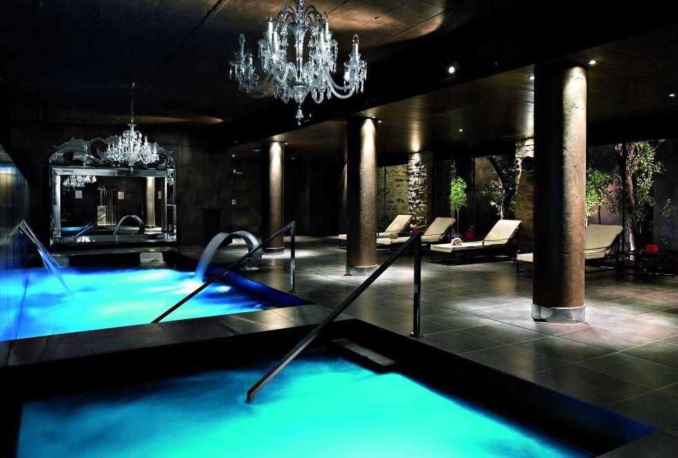Fotos los mejores balnearios 12 39 spas 39 imprescindibles para recuperar el equilibrio - Spa modernos ...