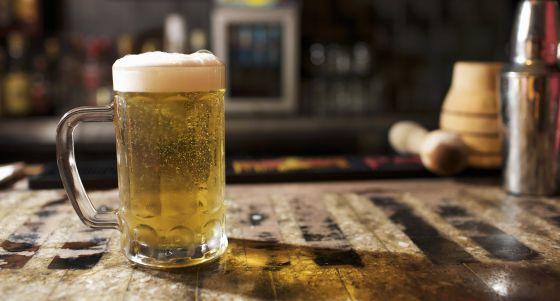 la cerveza sin alcohol sube el acido urico